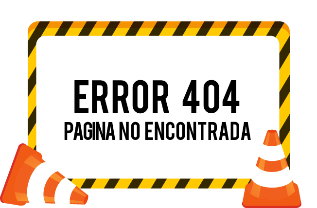Página web no encontrada